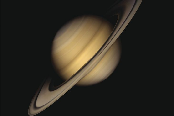 Different probes have visited Saturn.