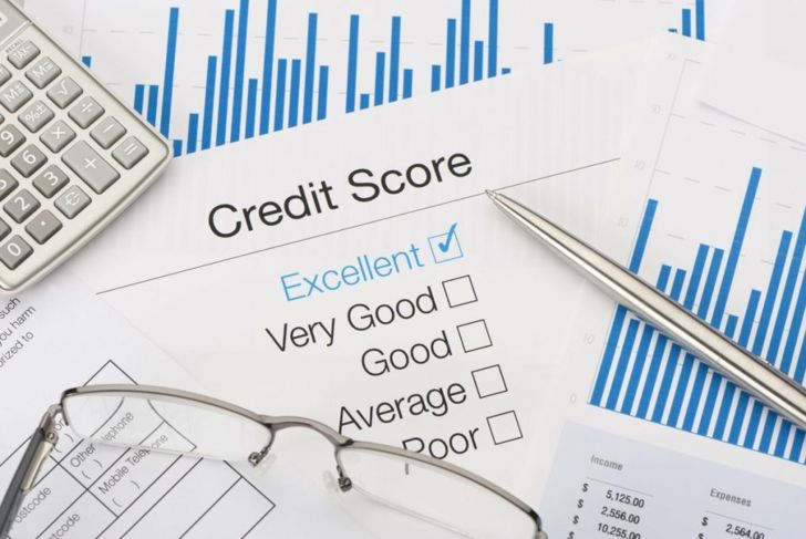 good credit taxes