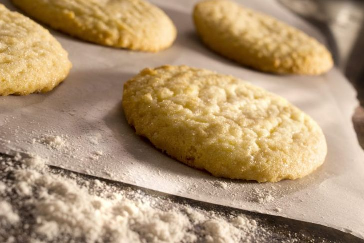 where do sugar cookies come from