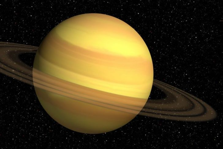 Saturn is a beautiful planet.