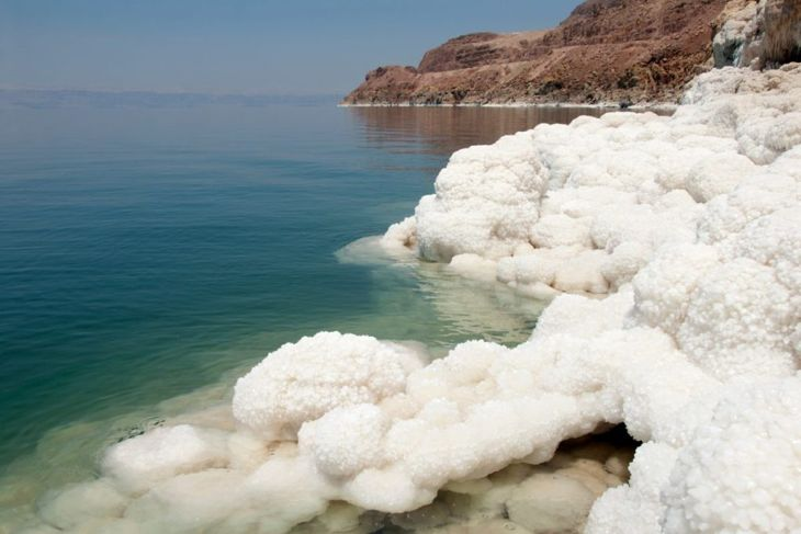 ocean dead sea salt