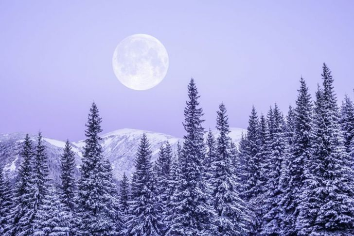 full moon cold