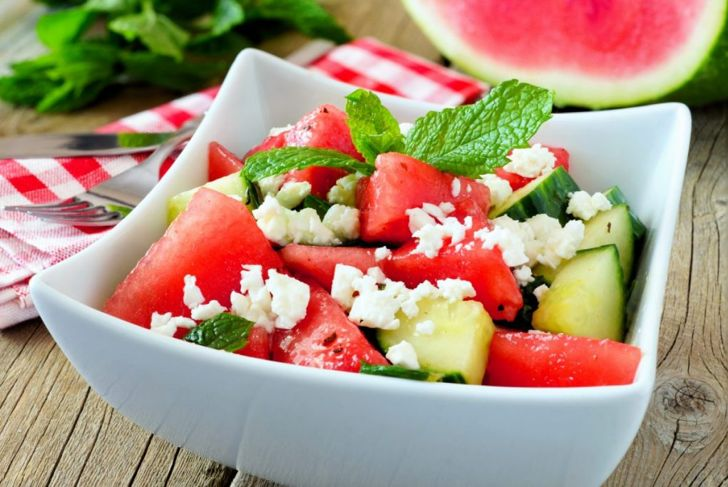 Watermelon Salads