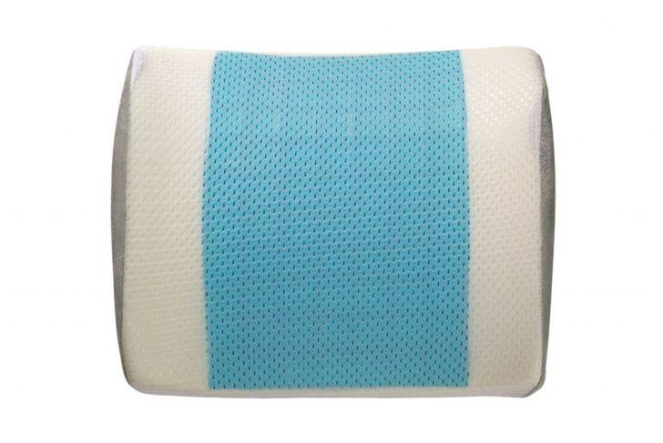 back pillow lumbar support chair