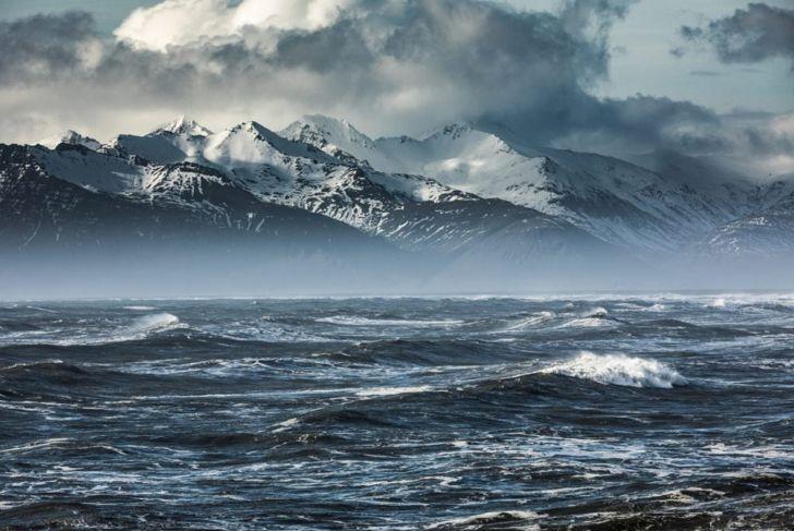 ocean salty ocean