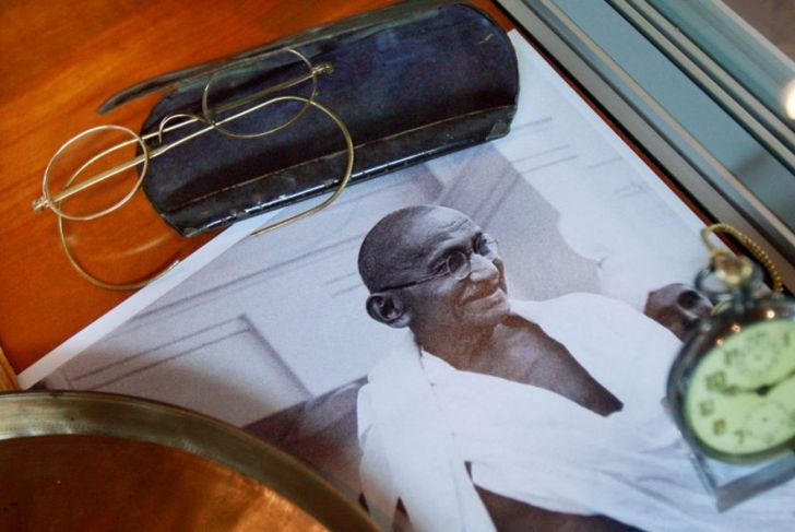 Mahatma Gandhi independence