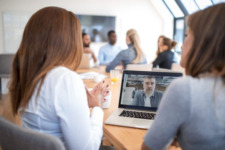 video conferencing virtual reality