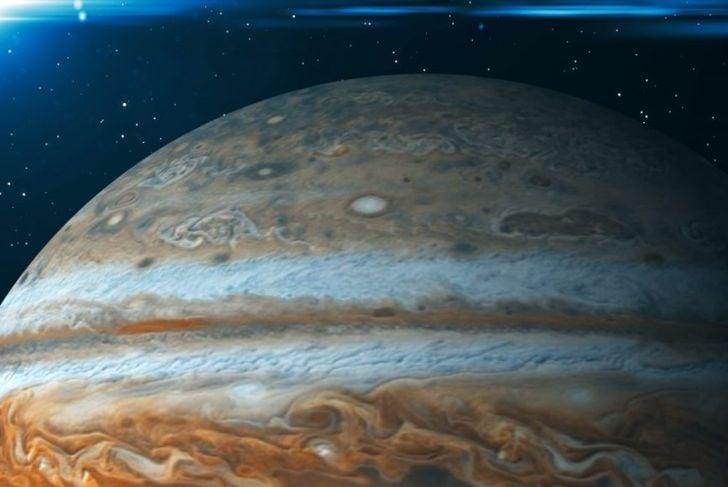 Jupiter's own jet streams
