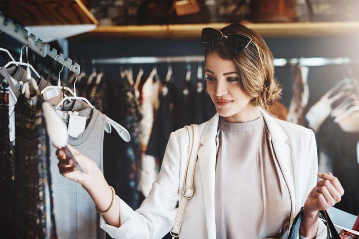 woman white clothing