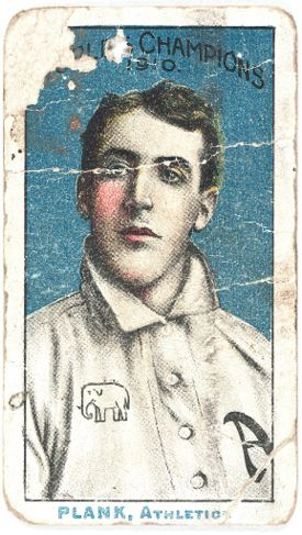 Eddie Plank Baseball card