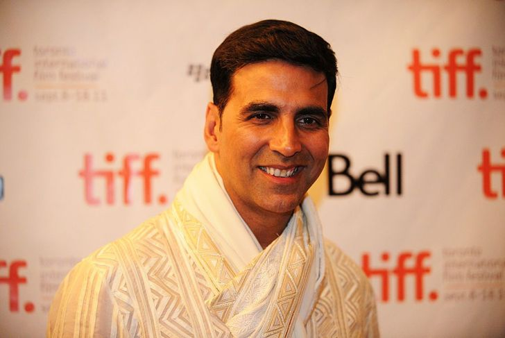"Actor Akshay Kumar arrives at ""The Breakaway"" Premiere at The Elgin during the 2011 Toronto International Film Festival on September 10, 2011 in Toronto, Canada."