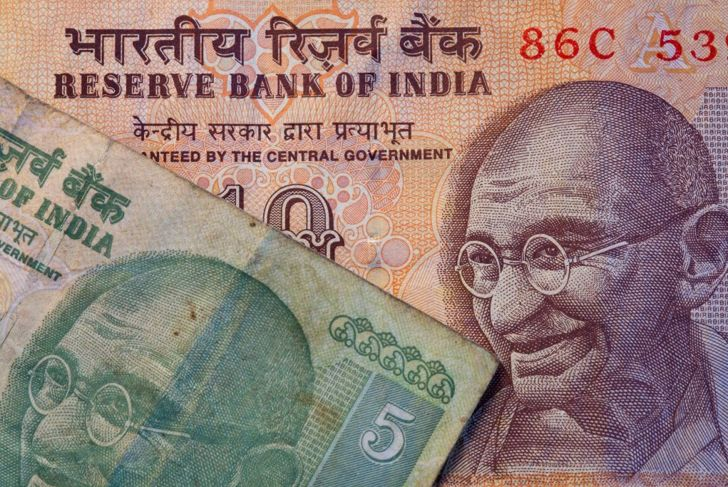 Dufferent Indian Rupees