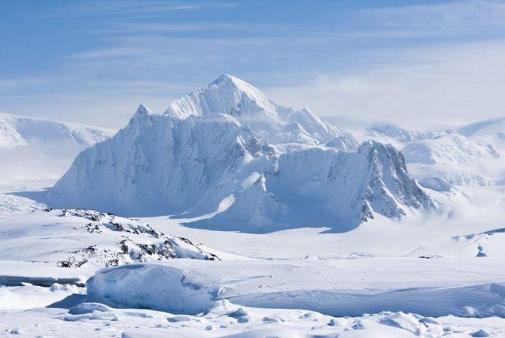 Lake Vostok Antarctica fourth deepest