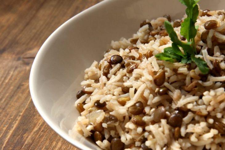 rest rice dish