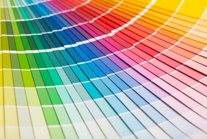 RGB combinations light
