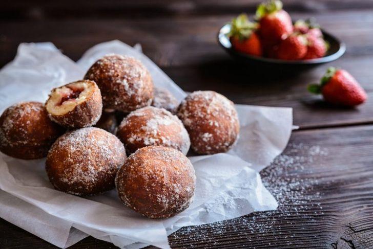 jam donut holes