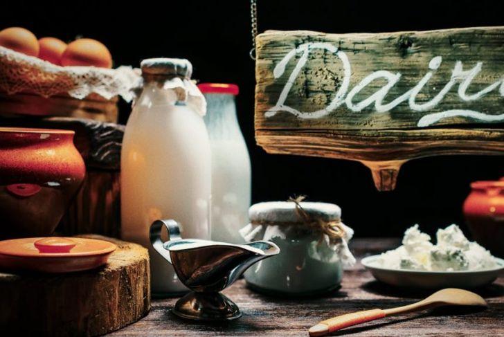 dairy buttermilk cream
