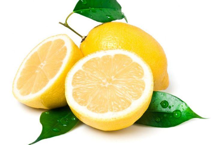 Lemons smell fresh and remove tarnish