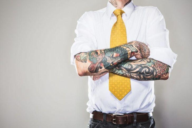 arm tattoo, professional, sleeve tattoo