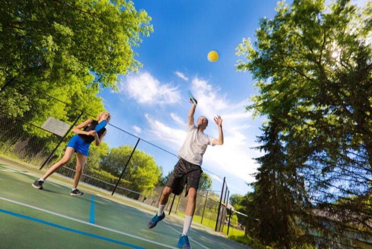 pickleball, terms, play, game