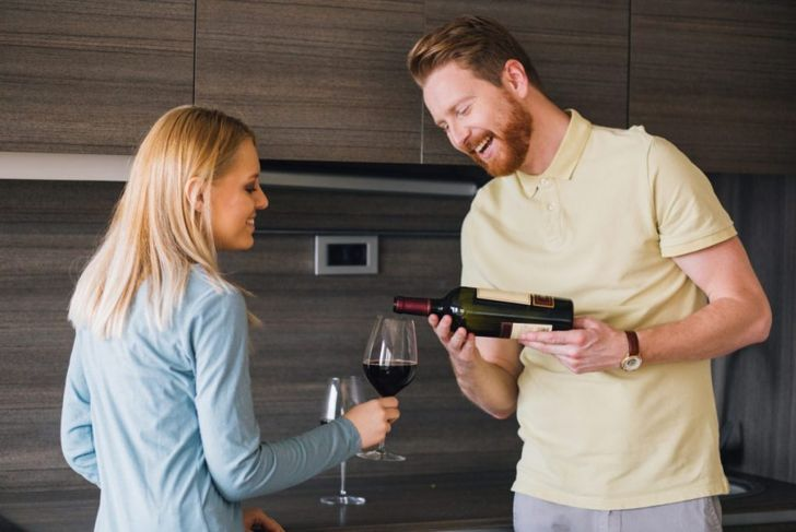 new corkscrew neighbor share wine