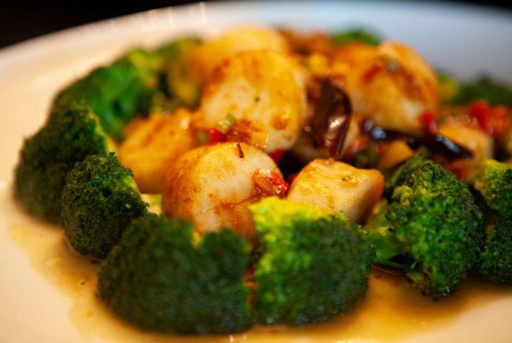 thai broccoli stir fry