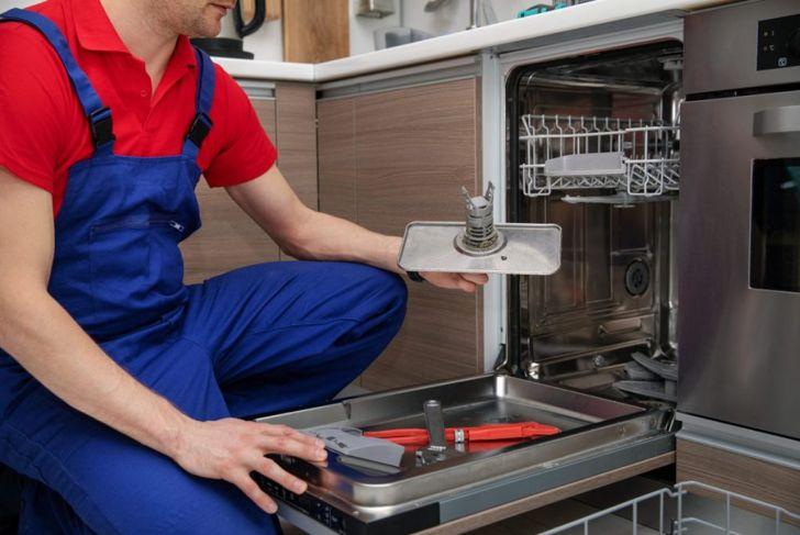 dishwasher food residue filter