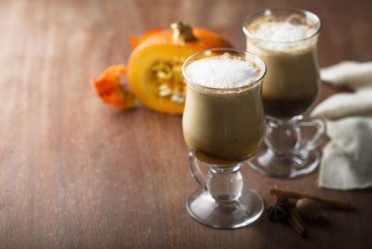 butternut squash latte