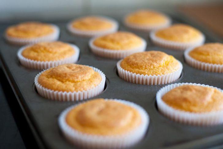recipe cornbread muffins