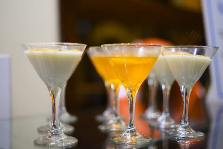 cocktail, martini, creme, shake, ice