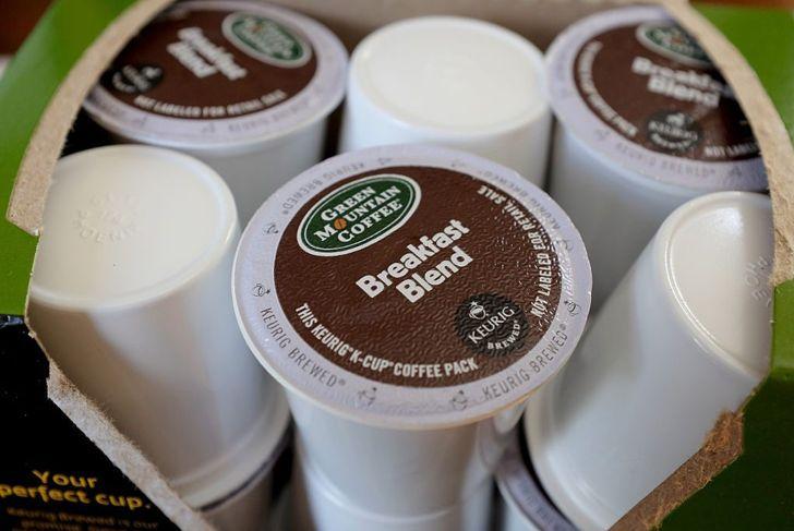 k-cup coffee single serving simple