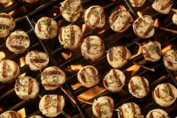 seasoning smoky grilled