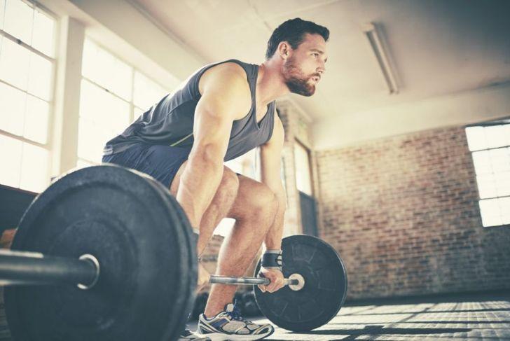 weightlifting strength training