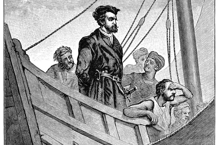 slavery colonization hispaniola columbus