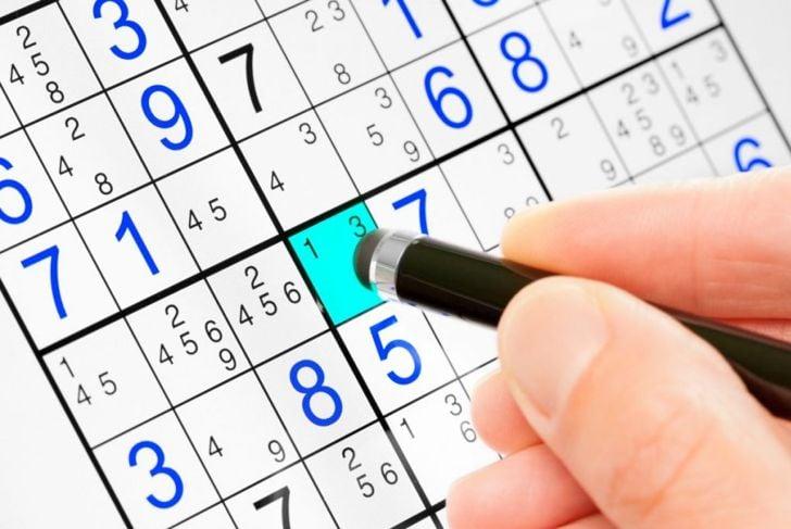 possible sudoku answers