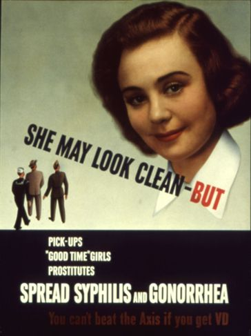 STD vintage ad