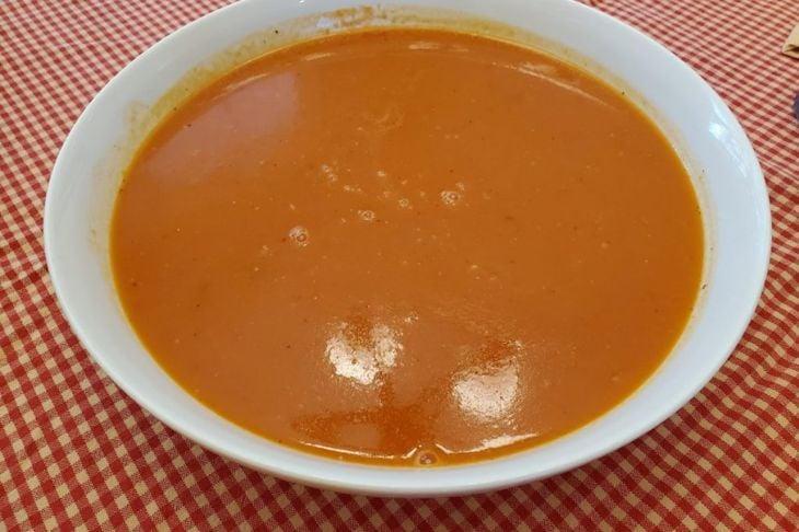 southern, tomato, cream, chicken broth