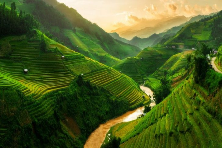 southeast asia vietnam