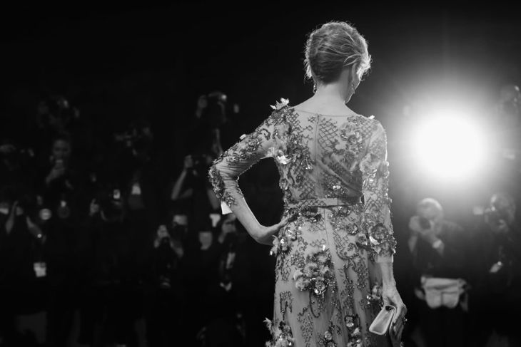 Jane Fonda Evening Gown