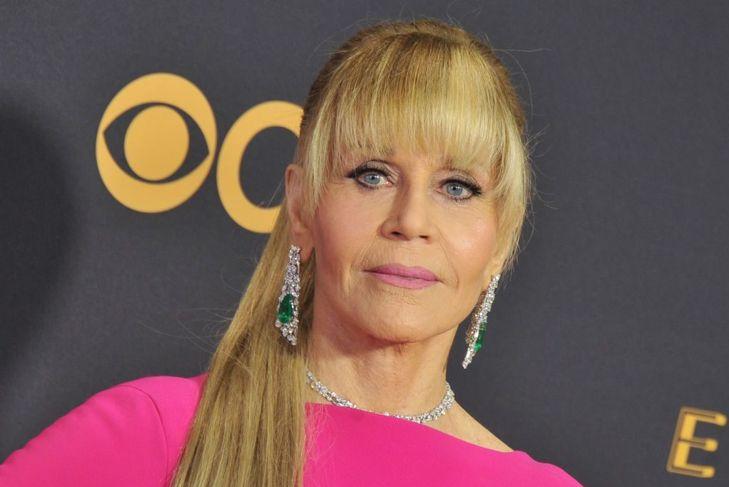 Jane Fonda Jewelry