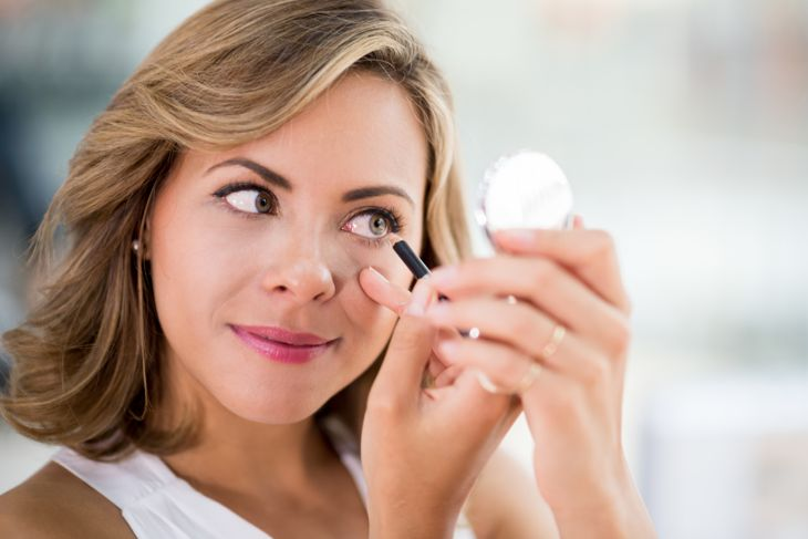 eyeliner waterline eyelash