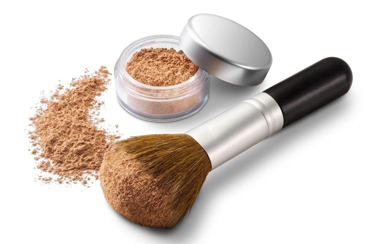 makeup face powder