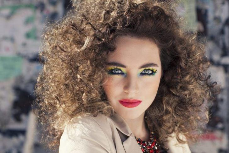 Embarrassing Beauty Trends Big Hair