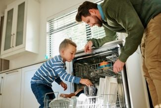 How to Clean a Dishwasher That's Been Neglected