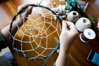 How Are Dreamcatchers Made?