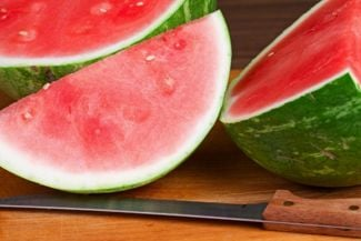 How to Cut a Watermelon