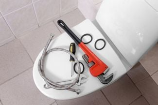 How to Fix a Free-Flowing Toilet