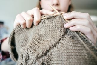 How to Knit Like a Pro