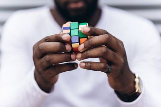 How to Solve a Rubik's Cube in 5 Easy Steps