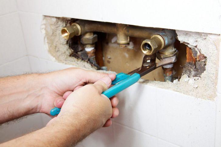pipes plumbing repair